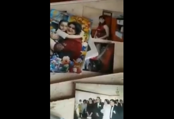 Այս տեսանյութը շուշեցի Նարինեին ուղարկել է Շուշիում նրա բնակարանը զավթած թուրքը