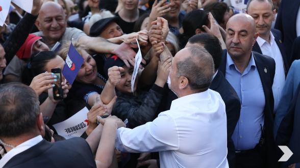 Так стартует сильная Армения