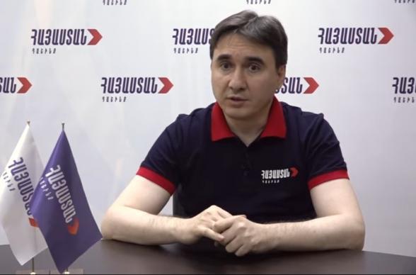 ЕСЛИ МЫ ПРИДЕМ К ВЛАСТИ – Армен Геворгян (видео)