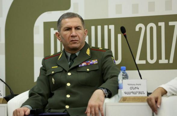 Оник Гаспарян призвал сограждан поддержать на выборах Роберта Кочаряна