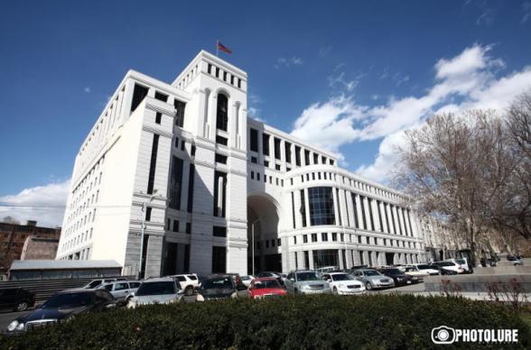 Խստորեն դատապարտում ենք Ադրբեջանի կողմից հայ ռազմագերիների և առևանգված քաղաքացիական անձանց հանդեպ կեղծ մեղադրանքների հիման վրա քրեական հետապնդման իրականացումը. ՀՀ ԱԳՆ