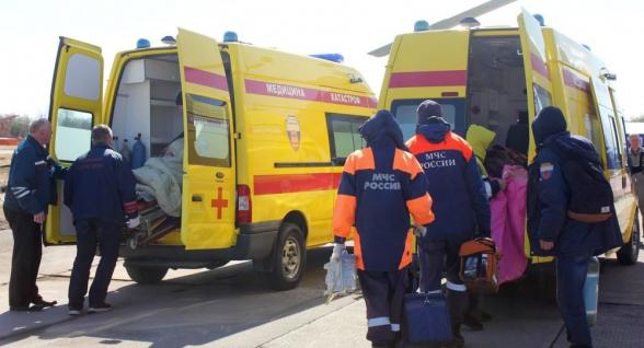Ռուսաստանում ինքնաթիռի կոշտ վայրԷջքի հետևանքով մարդիկ են մահացել