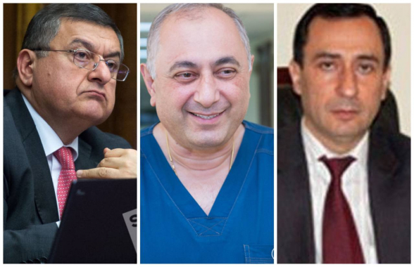 Власти прилагают нечеловеческие усилия для ареста профессора Армена Чарчяна