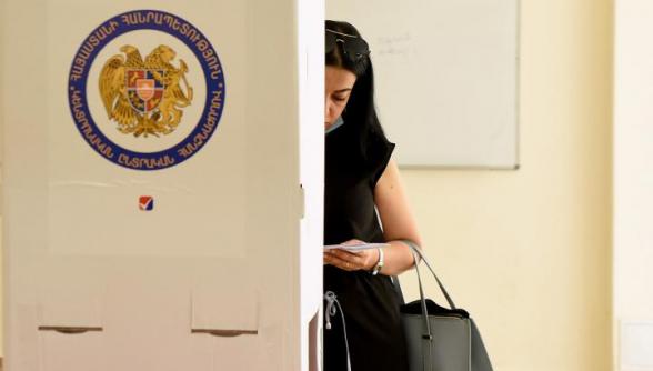 Մինչև ժամը 11.00-ն քվեարկել է ընտրողների 12.20 տոկոսը