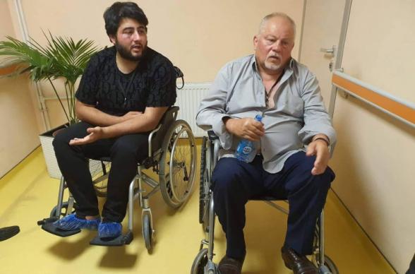 Доверенное лицо и кандидат в депутаты от партии «Верелк» доставлены в больницу