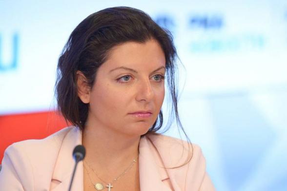 Кочарян – 32%, Пашинян – 24%: Маргарита Симоньян опубликовала данные соцопроса РИА «Новости» (фото)