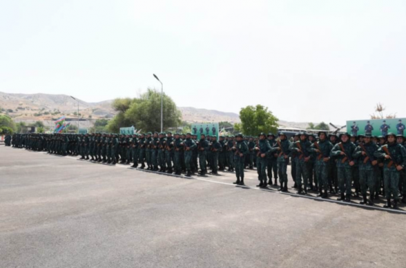 Ադրբեջանը Հայաստանի հետ սահմանին մեկ այլ զորամաս է բացել