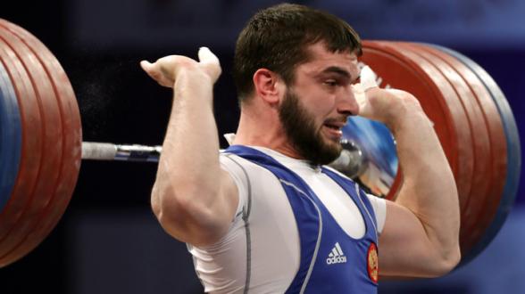 20 российских тяжелоатлетов обвинены в допинговых нарушениях