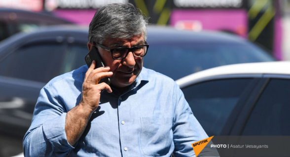 Стрельбу в центре Еревана открыл брат бизнесмена Хачатура Сукиасяна