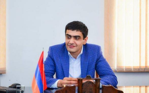 Мэра Гориса Аруша Арушаняна перевели в СИЗО СНБ Армении: свидания с ним запрещены