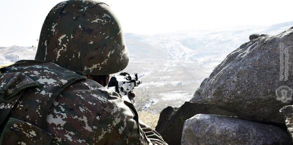 В результате азербайджанской провокации ранены трое армянских военнослужащих