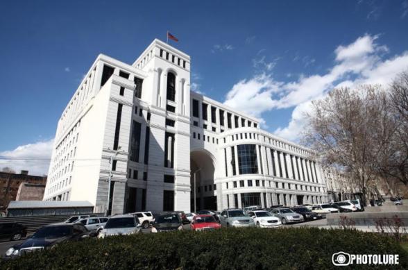 Ադրբեջանի նախագահն ընդունեց, որ ադրբեջանական զորքերը գտնվում են ՀՀ տարածքում. ԱԳՆ
