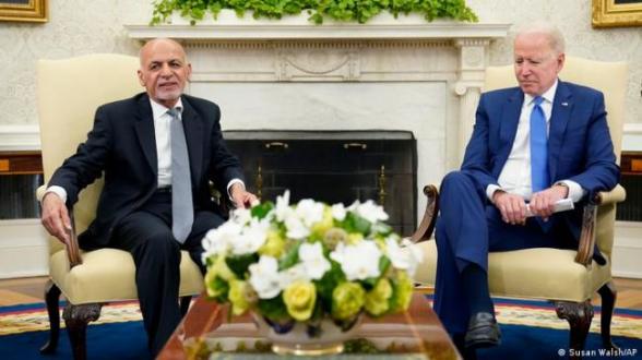 Байден пообещал Афганистану более $3 млрд на обеспечение безопасности