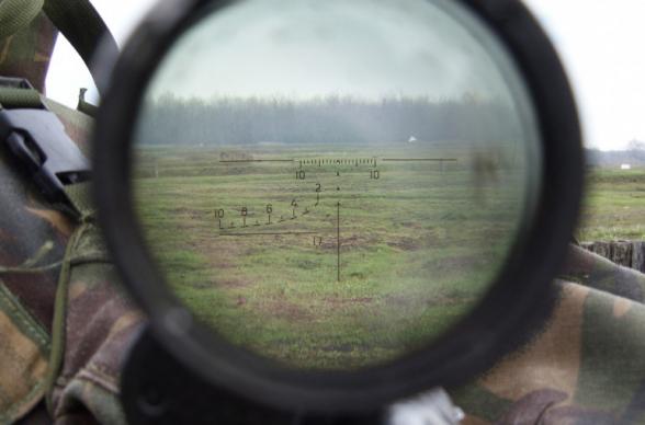 ВС Азербайджана открыли огонь по армянским позициям в Гегаргунике и Ерасхе