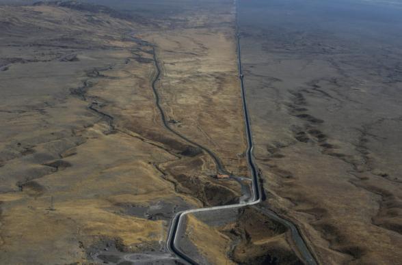 Թուրքիան Իրանի հետ սահմանին պատ կկառուցի (տեսանյութ)