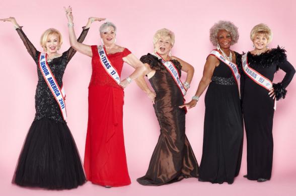 В США прошел конкурс красоты для женщин за 60