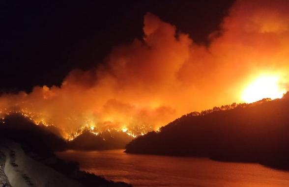 Թուրքիայում անտառային հրդեհները մարել չի հաջողվում․ տասնյակ գյուղեր տարհանվել են