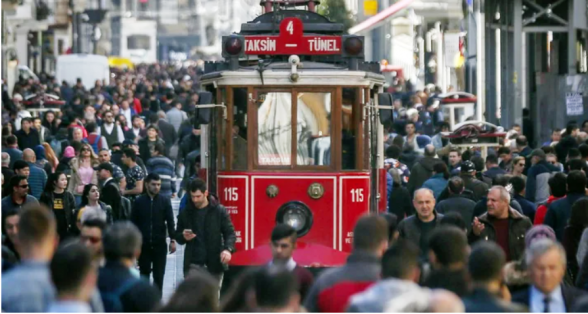 Թուրքիայի բնակիչներն աշխարհում ամենից քիչ են ժպտում․ Gallup