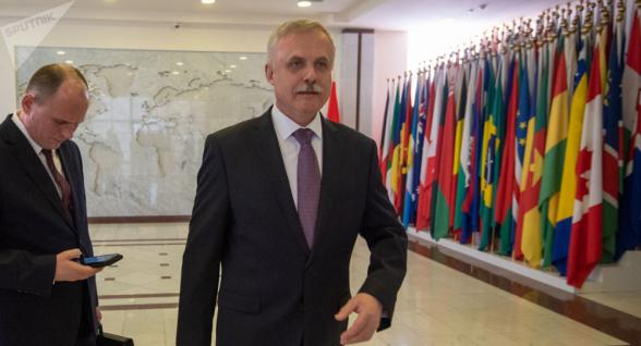 «Считаем применение силы неприемлемым»: генсек ОДКБ о ситуации на армяно-азербайджанской границе