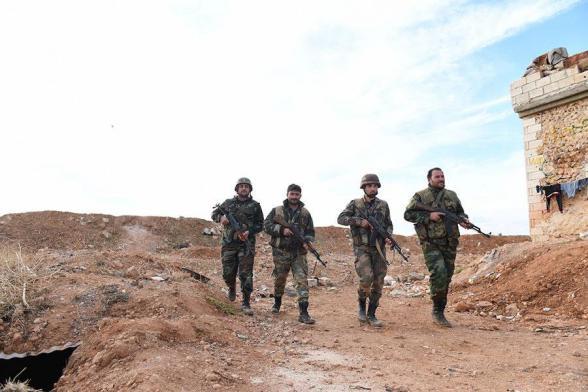 На юге Сирии около границы с Израилем произошли перестрелки с боевиками