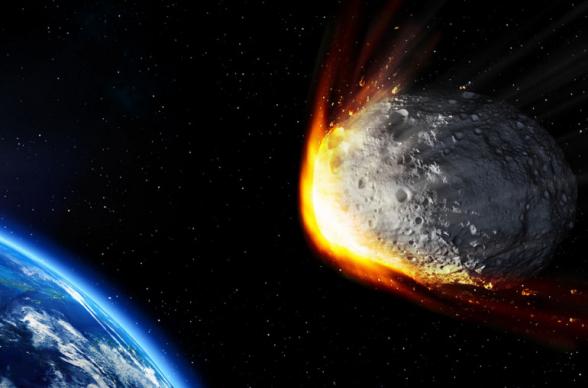 Երկիր մոլորակին մոտ 128 մ տրամագծով աստերոիդ է մոտենում (տեսանյութ)