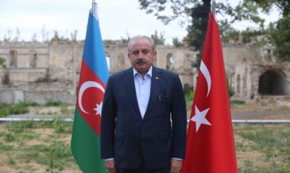 Թուրքիայի խորհրդարանի նախագահը Շուշիում է