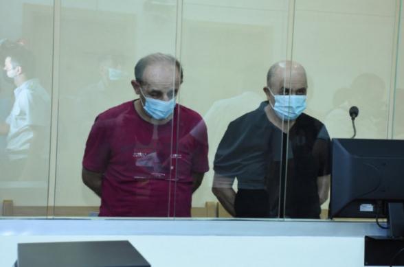 Հայ գերիներ Լյուդվիգ Մկրտչյանին և Ալյոշա Խոսրովյանին Բաքվում դատապարտեցին 20 տարվա ազատազրկման