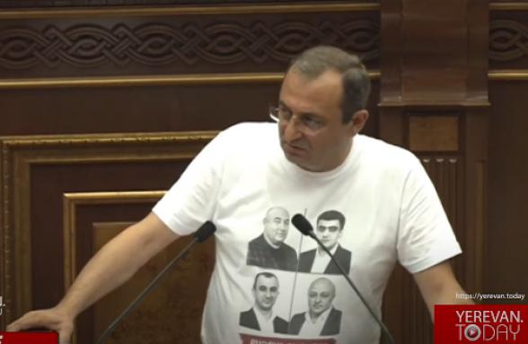 Հայաստանի և Արցախի վերջին 2-3 տարիների պատմությունը դավաճանության պատմության է․ Արծվիկ Մինասյան (տեսանյութ)
