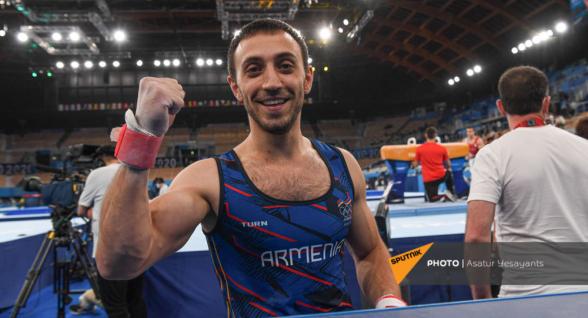 Артур Давтян стал бронзовым призером Олимпийских игр