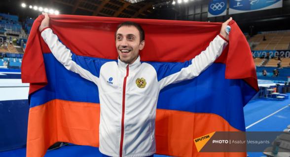 Արթուր Դավթյանը Հայաստանի առաջին մեդալը նվաճեց Տոկիոյի օլիմպիական խաղերում