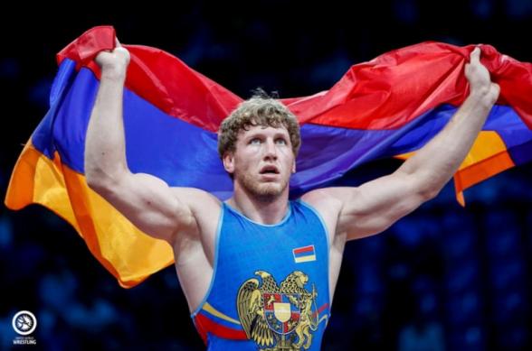 Токио-2020: Артур Алексанян – серебряный призер