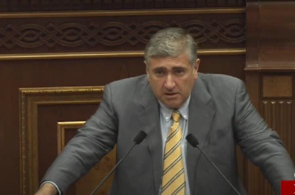 Եթե նույնիսկ Ադրբեջանը իր սահմանները չի ճանաչել, մենք ինչո՞ւ ենք ճանաչում. Արթուր Խաչատրյան (տեսանյութ)