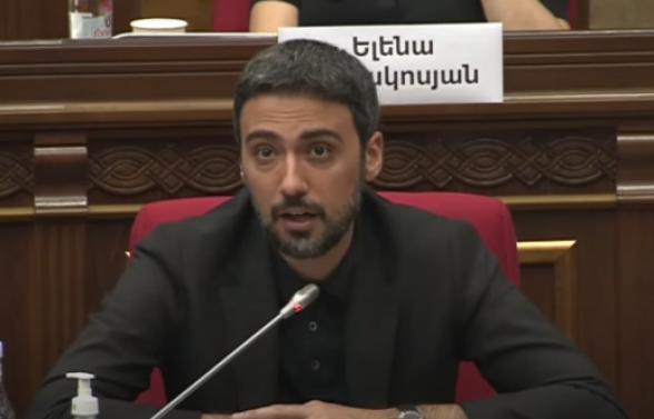 Говоря о 1 марта, помните об осужденном за организацию массовых беспорядков Николе Пашиняне – Арам Вардеванян (видео)