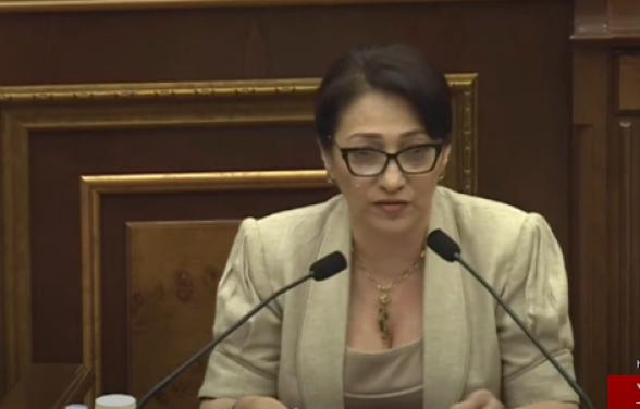 Армения превратилась в вымаливающую безопасность территорию – Лилит Галстян (видео)