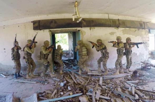Ադրբեջանն ու Թուրքիան մարտավարական հատուկ վարժանքներ են անցկացրել Նախիջևանում