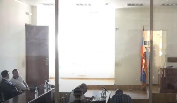 Էլեկտրականության բացակայության պատճառով դատական նիստը հետաձգվել է (տեսանյութ)