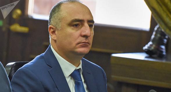 Սասուն Խաչատրյանը նշանակվեց հակակոռուպցիոն կոմիտեի նախագահ