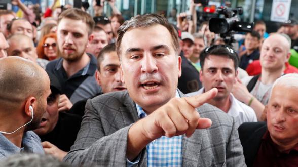 Премьер-министр Грузии назвал Саакашвили наркоманом