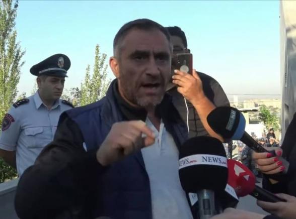 Мы не хотим, чтобы турок Пашаев приходил к очагу наших детей – отец погибшего солдата (видео)