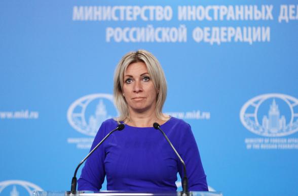 «Москва делает соответствующие выводы»: Захарова о заявлении Анкары по Крыму