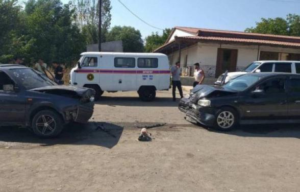 Արցախի բնակիչը վրաերթի է ենթարկել 3 երեխայի․ վարորդի դին հայտնաբերվել է կախված վիճակում