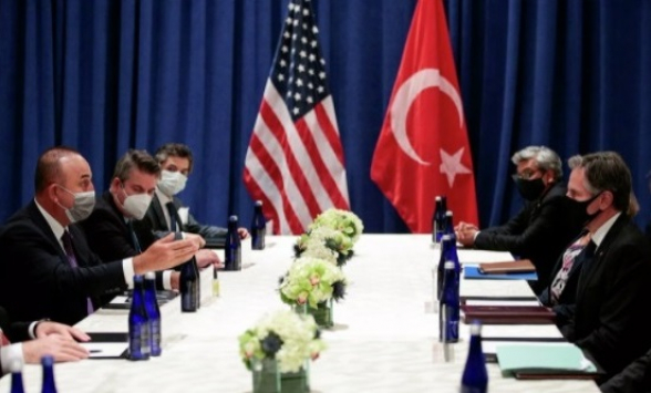 Блинкен обсудил с Чавушоглу на полях ООН проблему Карабаха