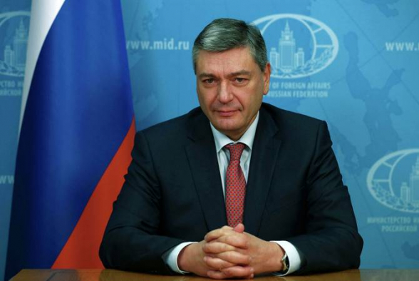 РФ рассматривает Минскую группу как важный инструмент продвижения по пути мирного процесса – замглавы МИД РФ