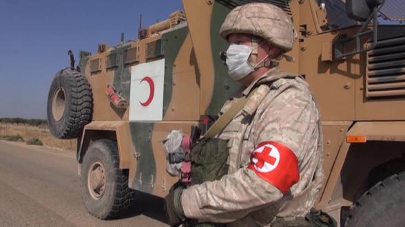 Сирия требует вывода турецких войск с ее территории