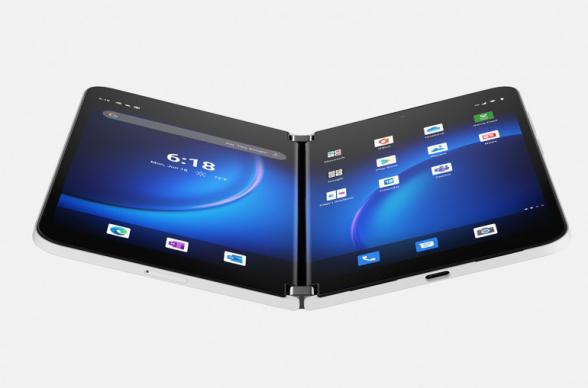 Surface Duo 2. Microsoft-ը ներկայացրել է նոր սերնդի ծալովի սմարթֆոնը