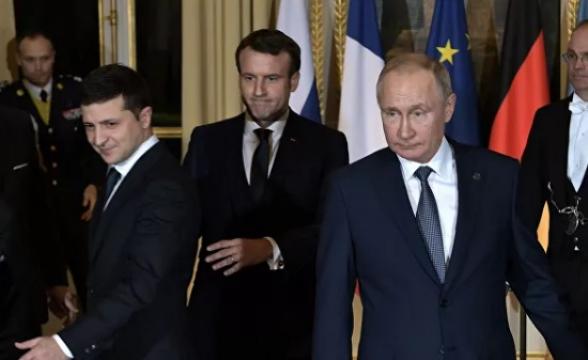 Песков перечислил важные условия для встречи Путина и Зеленского