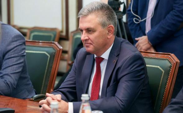 Лидер Приднестровья высказался за сохранение миротворцев РФ на Днестре