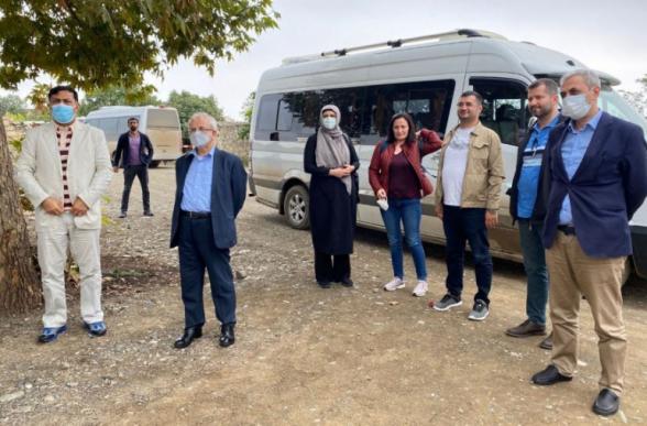 Իրանի փոխարտգործնախարարն այցելել է Ակնա
