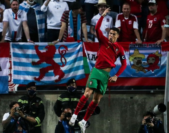 Ռոնալդուի 115-րդ գոլը և 10-րդ հեթ-տրիկը Պորտուգալիայի հավաքականում (տեսանյութ)