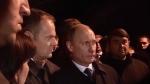 Հրապարակվել է Պուտինի և Տուսկի «գաղտնի» հանդիպման տեսանյութը Ту-154–ի անկման օրը